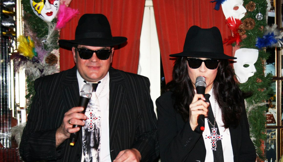 Blues Brothers Show Viktoria Lein Günther Grauer 03