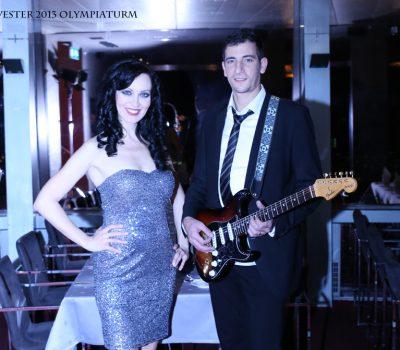 Viktoria und Band -Duo